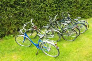 Wypożyczanie rowerów - Morskie Domki Bobolin