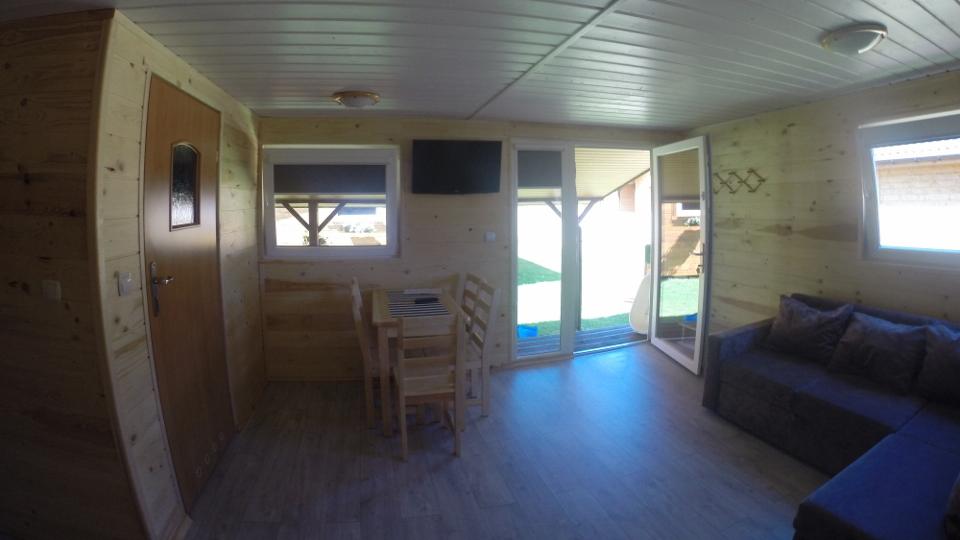 Salon - Morskie Domki Bobolin
