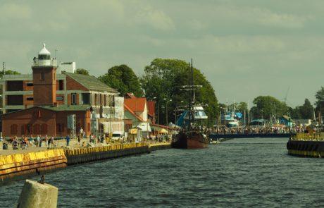 Port w Darłowie