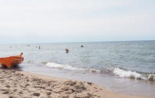 Plażowanie Bobolin