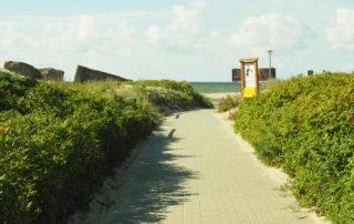 Bobolin - okolica, plaża